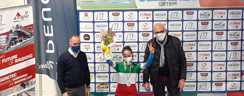 Da Montella al podio. Lucia Nobis si conferma campionessa italiana di categoria Woman Cycling 3