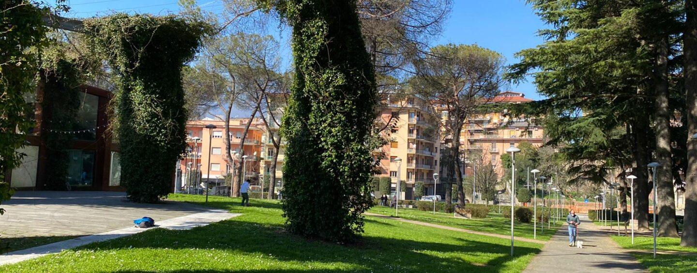 Passeggiata a Parco Kennedy, l'iniziativa di Legambiente Avellino