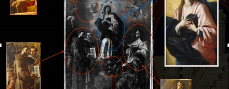 """Rubato nel '97, il dipinto """"L'Immacolata fra i Santi Francesco, Domenico, Elisabetta e Teresa"""" tornerà a Montesarchio"""