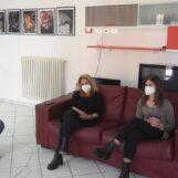 """FOTO E VIDEO / Casa rifugio """"Antonella Russo"""", dove le donne vittime di violenza non sono più oggetti. Anna ce lo insegna. E poi è arrivata Sofia"""
