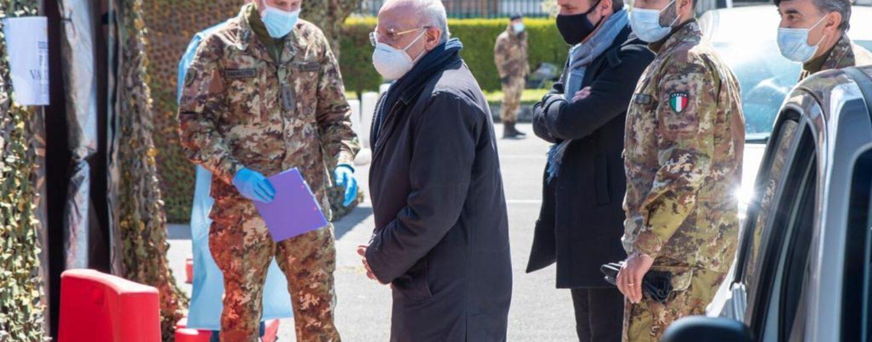 Vaccini, in Campania raggiunta quota un milione