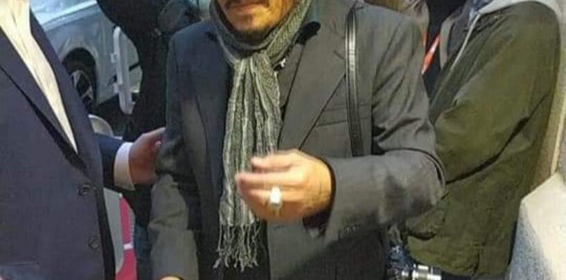 A Barcellona Johnny Depp conquistato dalle zeppole irpine di Lapio/VIDEO