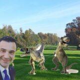 """""""Il DinoPark avrà un grande successo: attirerà 200mila persone all'anno e creerà posti di lavoro"""". Parola di Machalek, l'imprenditore che investirà ad Avellino"""
