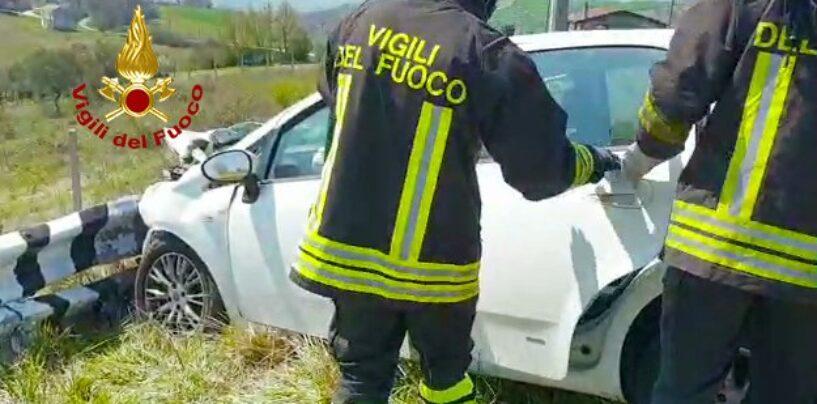Incidente stradale mortale in Irpinia: 59enne perde la vita finendo contro il guard-rail