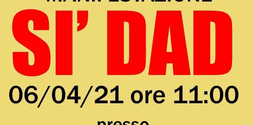 """""""Sì Dad"""", domani genitori in piazza"""