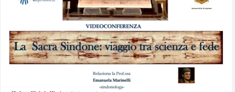 """""""La Sacra Sindone: viaggio tra scienza e fede"""", l'iniziativa di Rotary Community Corps Avellino Est"""