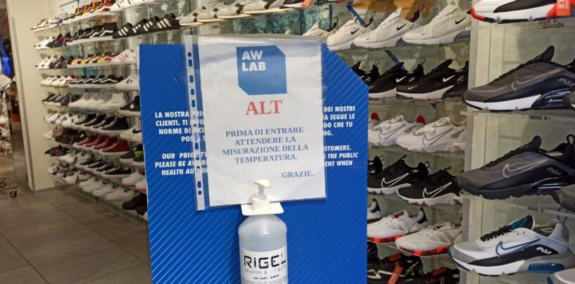 Scuole e covid, l'ordinanza del sindaco di Avellino: negozi chiusi fino alle 10