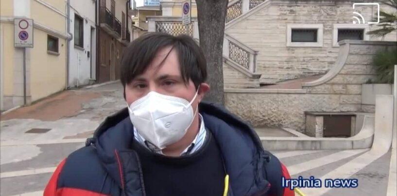 """""""Non mi hanno voluto vaccinare, intervenga De Luca"""" La denuncia di Nicola, ragazzo down di Fontanarosa/VIDEO"""