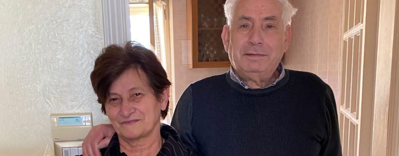 Nozze d'oro per Edmondo Tomasetta e Maddalena Cipolletta: gli auguri