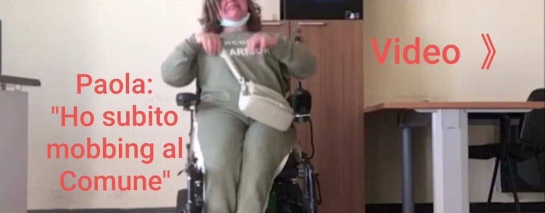 """Paola: """"Dopo le iene ho subito mobbing al Comune di Avellino, mi hanno chiesto di licenziarmi""""/VIDEO"""