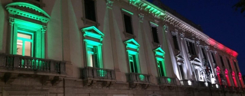 Avellino, 23° Giornata Nazionale per la Donazione e il Trapianto di Organi: Prefettura si illumina del tricolore