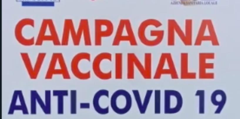 Vaccini: quasi 3mila dosi somministrate oggi negli hub irpini