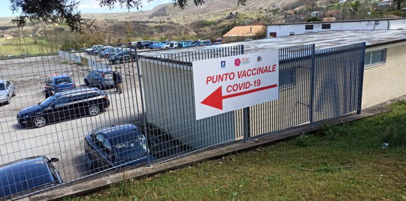Oggi in Irpinia 2.612 vaccinati