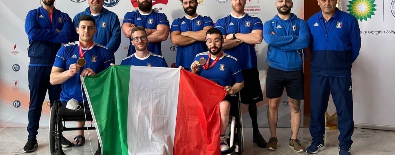 Para Powerlifting: Colantuoni argento alla World Cup di Tbilisi