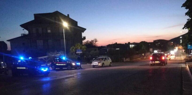 A Benevento controlli straordinari anti-Covid: il bilancio dei Carabinieri