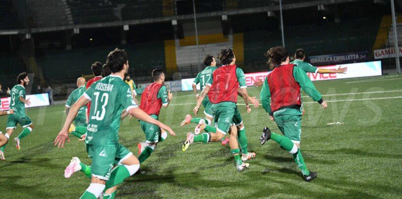 Mai sconfitta fu così dolce per l'Avellino: i lupi cadono al Druso ma si qualificano per la final four che vale la serie cadetta