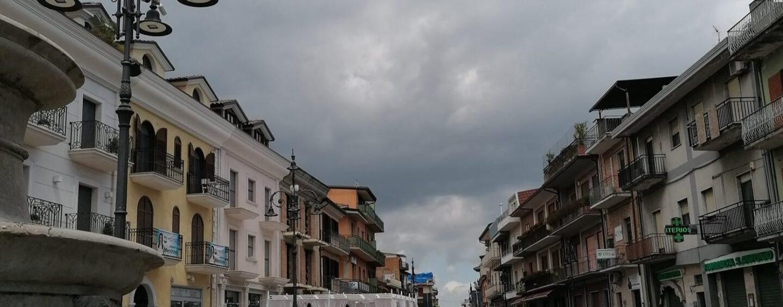 Grottaminarda, torna l'isola pedonale su Corso Vittorio Veneto