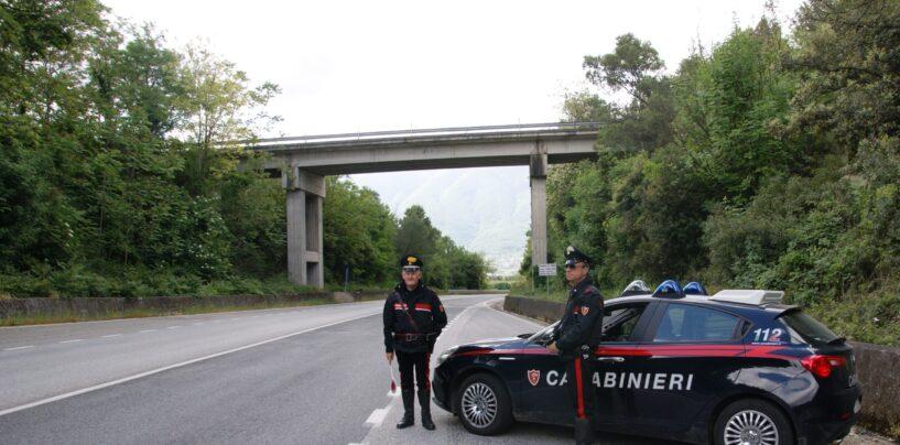 Cerreto Sannita, due arresti per furto in abitazione