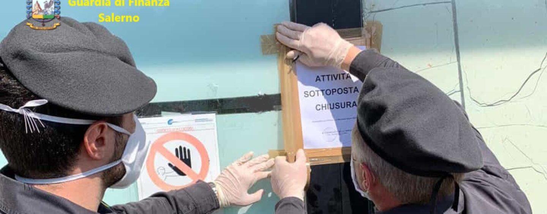 Sale scommesse abusive nel Salernitano, scattano i sequestri