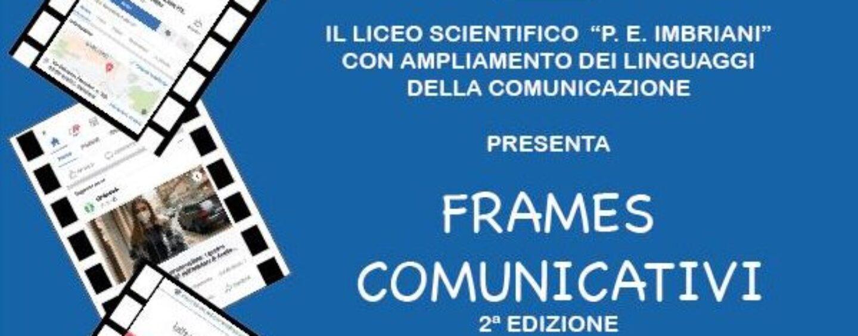 """Frames comunicativi, il liceo """"Imbriani"""" protagonista della II edizione"""