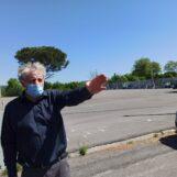 """FOTO E VIDEO / Domani la """"prima"""" del bisettimanale a Campo Genova. L'assessore avverte: """"Sarà un test, chiedo a tutti massima collaborazione"""""""