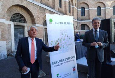 """FOTO E VIDEO / """"L'Irpinia non insegua il turismo di massa, questa provincia è altro: non va ingolfata"""". Parola all'assessore Casucci"""