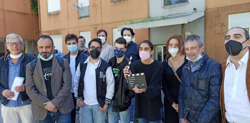FOTO / Il neorealismo rivive ad Avellino. Ciak sui disagi dei quartieri popolari