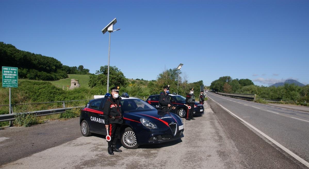 carabinieri valle telesina