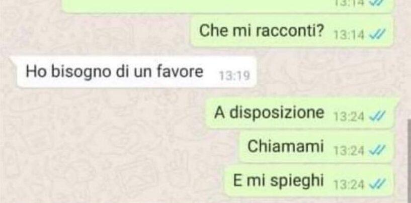 """Rotondi: """"In corso truffa on line e whatsapp non sospende mio profilo"""""""