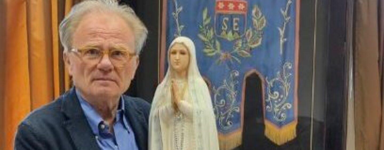 Summonte, ritrovata statua Madonna trafugata a Starze