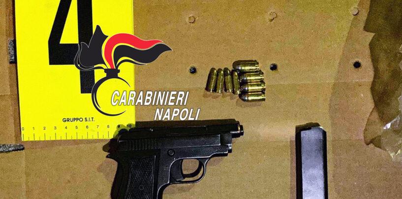 Nola, dopo una discussione con i vicini spara con pistola clandestina: 57enne arrestato