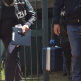 Avellino, Polizia Scientifica nel fossato dell'ex Carcere Borbonico: rinvenuta una pistola scacciacani