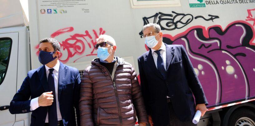 Qualità dell'aria: l'Arpac raddoppia il monitoraggio a Mercogliano, presto toccherà ad Atripalda, Monteforte, Grottolella e Solofra