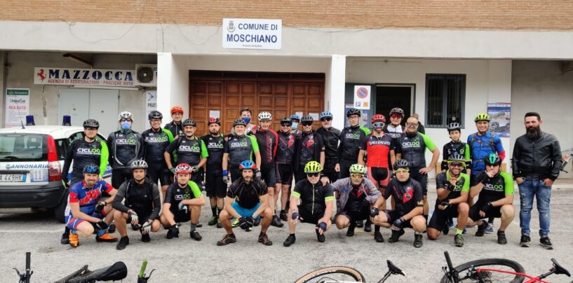 """""""Moschiano Bike Race"""" il 6 giugno: la mountain bike campana riparte nel vallo di Lauro"""