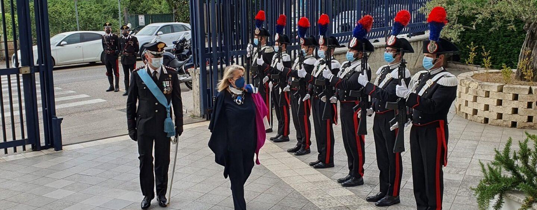 Sant'Angelo dei Lombardi conferisce la cittadinanza onoraria all'Arma dei Carabinieri