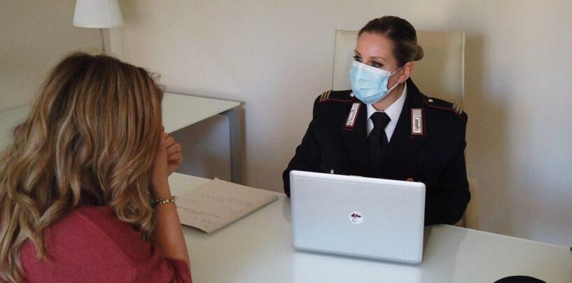 Avellino, importuna la ex ed aggredisce i carabinieri: arrestato 45enne
