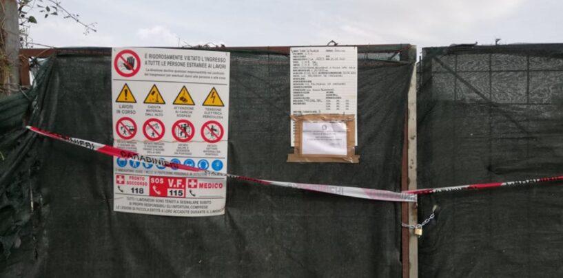 Corpo Forestale dello Stato: sottoposta a sequestro l'area archeologica di Torre Le Nocelle