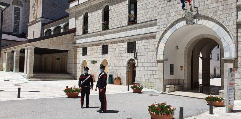 Santuario di Montevergine, torna operativo il Posto Fisso Carabinieri