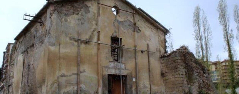 Avellino, il degrado della Chiesa di San Leonardo arriva in Senato