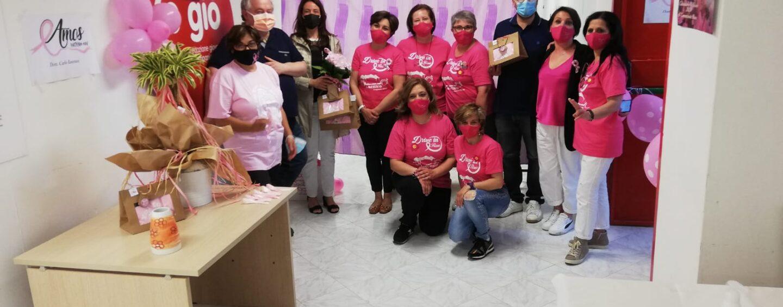 Amos Partenio fuori provincia: la prevenzione in rosa a Palma Campania