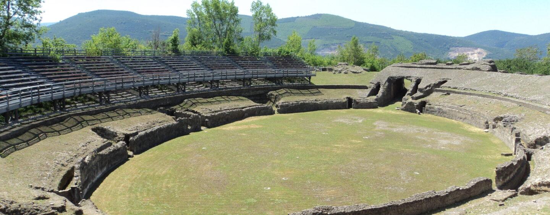 """Anfiteatro di Avella: tutto pronto per la seconda edizione del festival """"Le Dionisiache"""""""