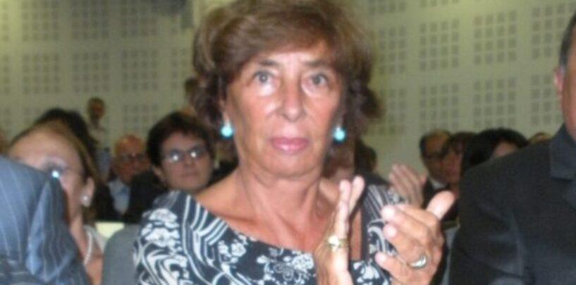 Morta Diana De Feo, moglie di Emilio Fede: il padre era di origini irpine