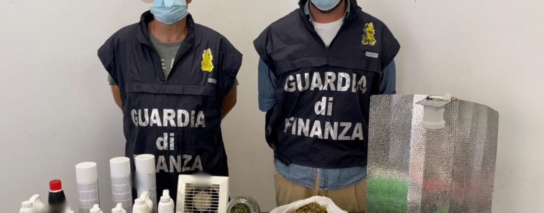 Acquistano droga dalla Spagna, ma a consegnarla si presenta la Finanza: due arresti nel salernitano
