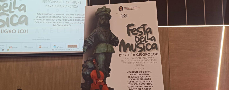 Batte il cuore di Avellino, sabato al via la Festa della Musica. Ecco tutto il programma
