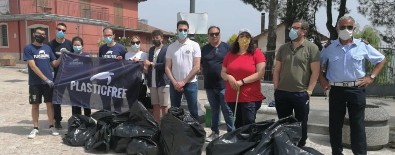 Grottaminarda: Carpignano plastica e mozziconi free
