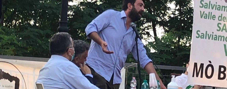 """Inquinamento, da San Barbato l'allarme dopo lo studio Spes: """"L'Irpinia è la nuova Terra dei Fuochi"""""""