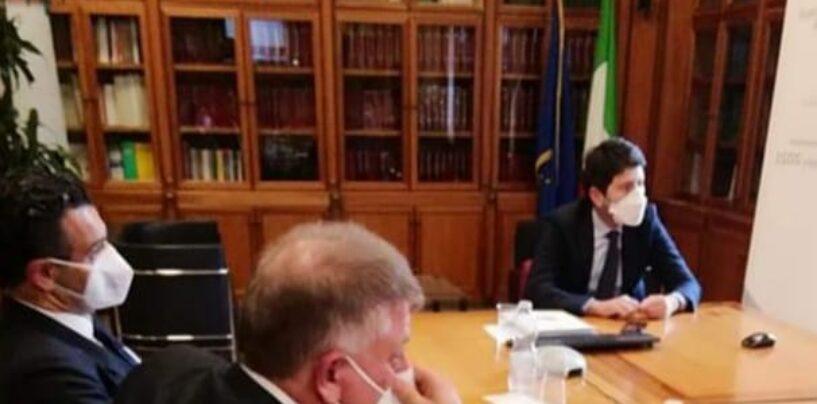 """C'è """"Speranza"""" per il Landolfi, terminata da poco la riunione al Ministero"""