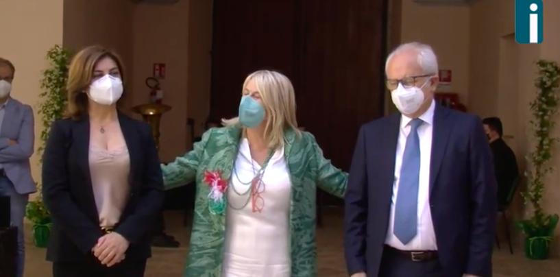 Nuove minacce a Pizzuti, rinnovata solidarietà dalla manager dell'Asl Morgante