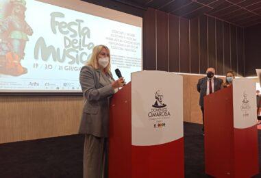 """FOTO E VIDEO / Note d'estate, Avellino accoglierà la zona bianca con la """"Festa della Musica"""". Nel segno di Cesa"""