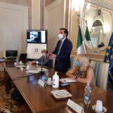 """Mobilità, Sibilia incontra Trenitalia. """"Presto con un solo click il biglietto da Avellino a Napoli Afragola"""""""
